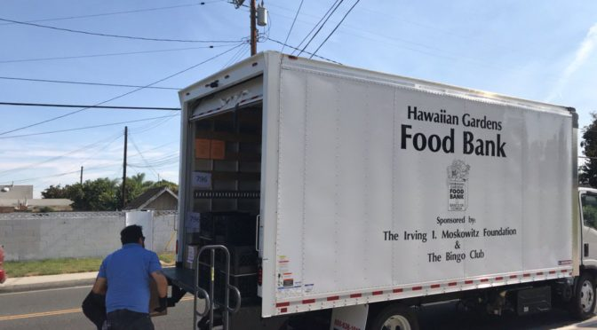 Hawaiian Gardens Food Bank